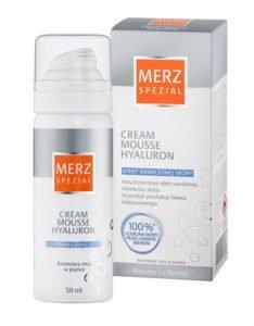 Merz Spezial Cream Mousse Hyaluron