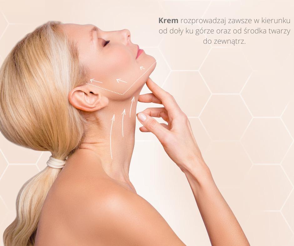 masaż skóry