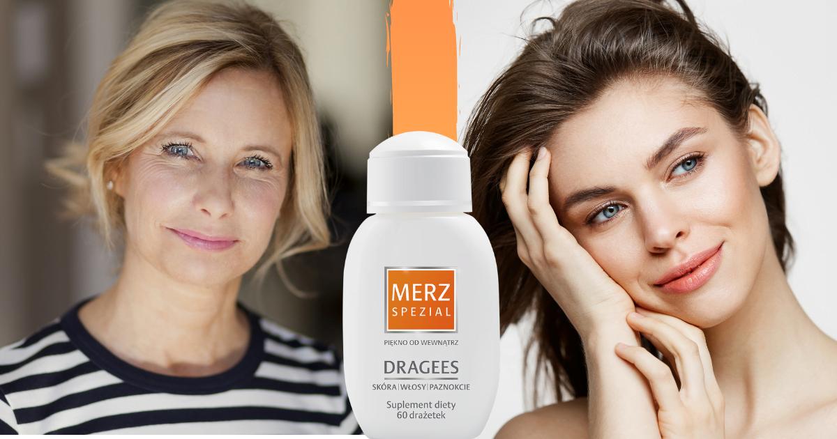witaminy na włosy w czasie menopauzy