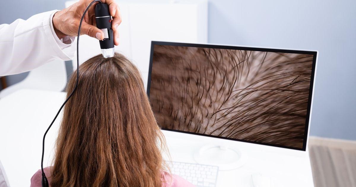 Tabletki wzmacniające włosy
